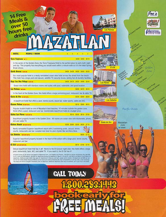 Spring Break Ad Page 3 Large