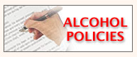 Alcohol Policies