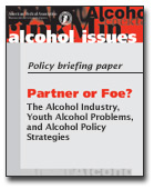 Parnter or Foe Briefing Paper